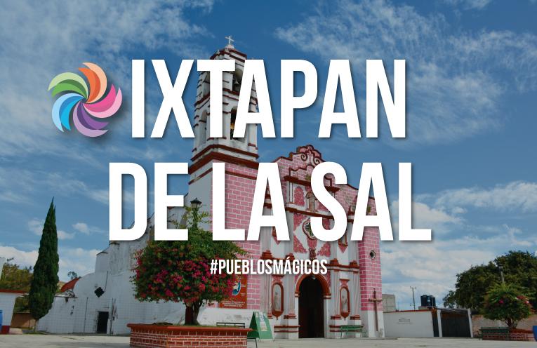 La Ruta de México, el Pueblo Mágico de Ixtapan de la Sal, Estado de México
