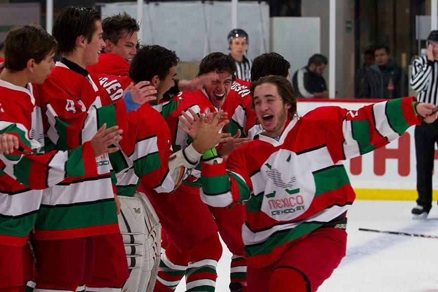 Va México por más títulos en el hockey sobre hielo internacional