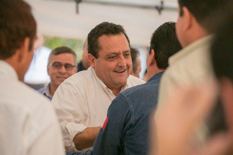 Seguirá llegando el desarrollo a Comondú: Carlos Mendoza