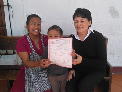 """Concluye con éxito el Programa """"Un Acta y Todos a la Escuela"""""""