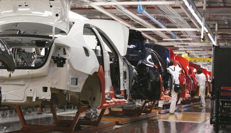 La Industria Automotriz es una de las más fuertes de México