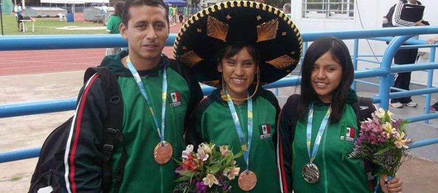 Competirá Diana Coraza en test de atletismo en Río de Janeiro