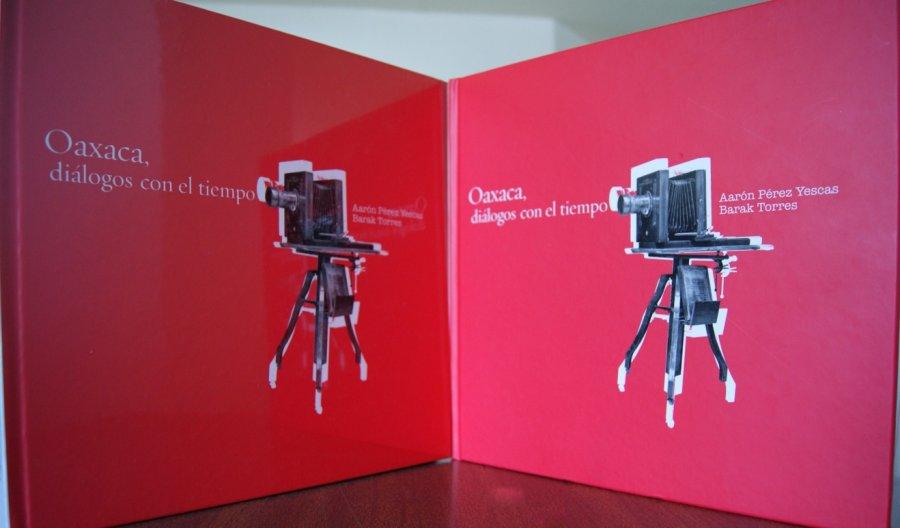 Distribuyen libro fotográfico sobre Oaxaca del maestro Aarón Pérez Yescas