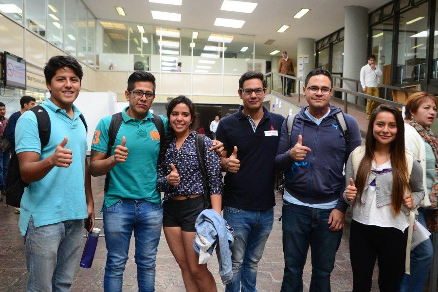 AVANZAN CON NORMALIDAD LAS ELECCIONES EN LA UNAM