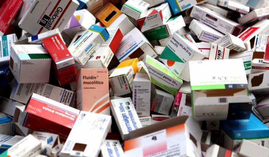 Farmacotráfico, significativa merma a las finanzas; es una de las causas de la carencia de medicinas