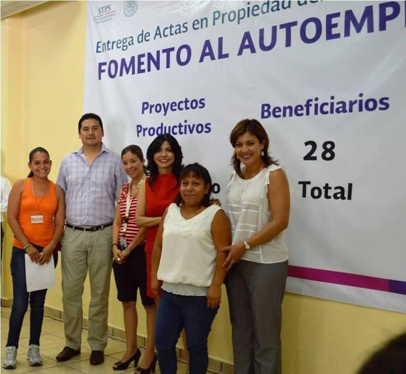 Prioridad del gobierno de Morelos, abrir oportunidades de empleo a mujeres jefas de familia