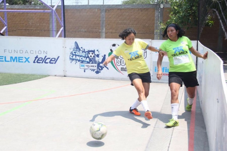 Sueñan 16 jóvenes a ser campeones de México
