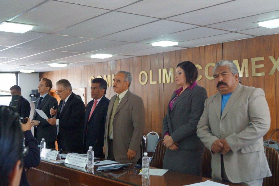 ELECCIONES DEL CONSEJO EJECUTIVO DEL COMITÉ PARALÍMPICO MEXICANO (COPAME)