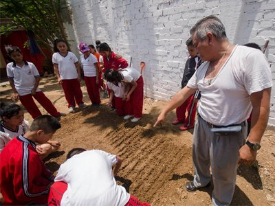 Fomentan valores cívicos y respeto al medio ambiente entre alumnos de la primaria Leona Vicario