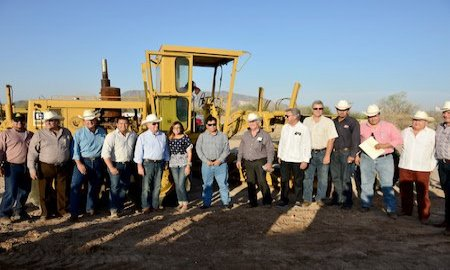 Inicia Gobierno del Estado trabajos de mantenimiento de 12 mil km de caminos rurales