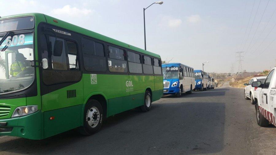 Rutas que aspiraban a la tarifa de 7 pesos, no aprobaron la verificación