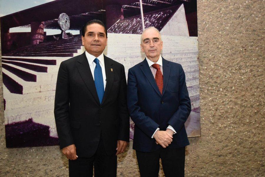 Busca Silvano Aureoles consolidar Plan Cultural Integral para Michoacán