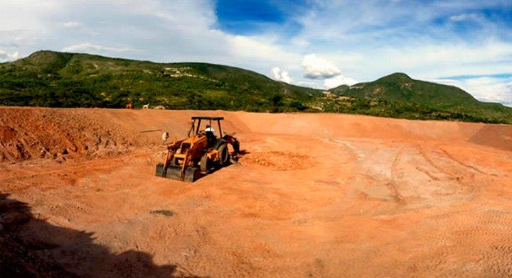 México seco, potencial de tierra fértil