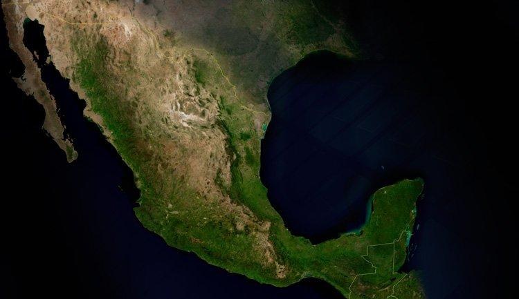 Las imágenes satelitales en el desarrollo regional