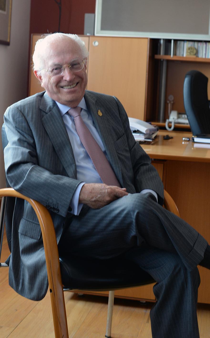 Jaime Labastida, fiel a los reclamos de la poesía y la filosofía: Vicente Quirarte