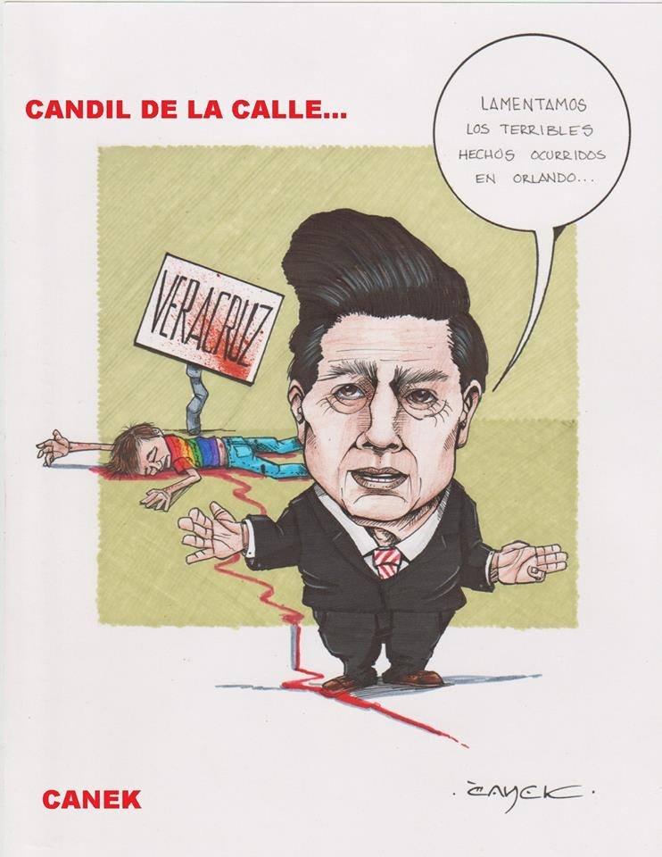 CANDIL DE LA CALLE