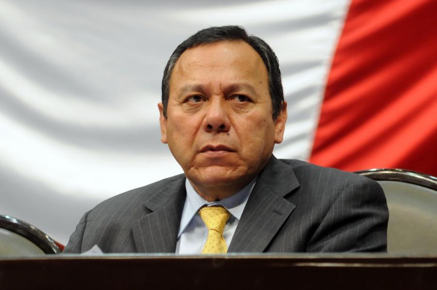 Lamenta Jesús Zambrano fallecimiento del exdiputado federal en la LII y LV legislaturas, Miguel Ángel Sáenz