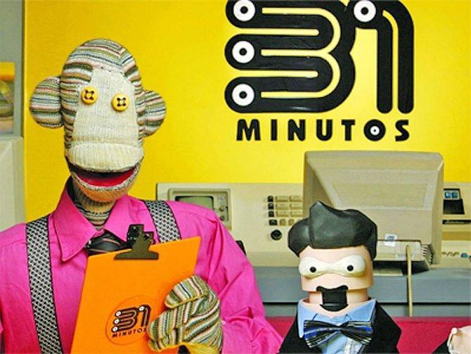 El noticiero más veraz de la televisión 31 Minutos regresa a la CDMX con nuevas aventuras y emociones