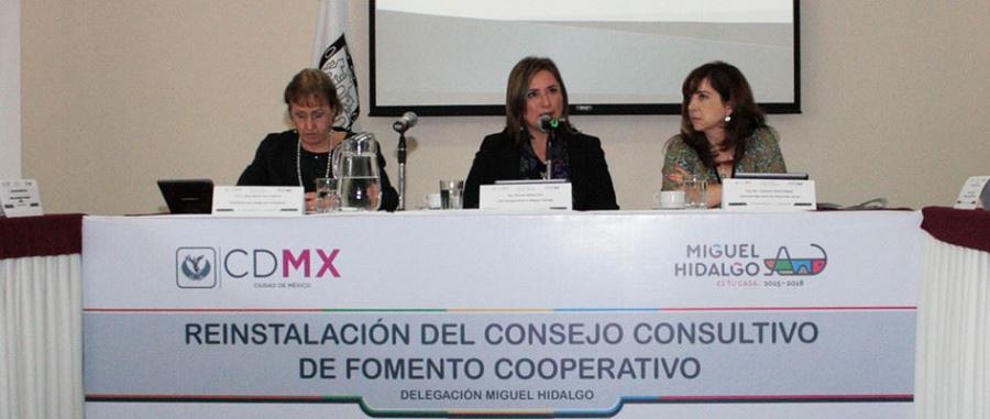 Apoyo a Cooperativas en DMH