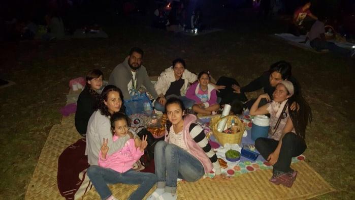 Rompe récord Picnic Nocturno de Chapultepec: SEDEMA