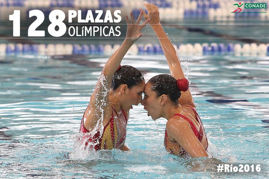 México con 128 clasificados a los Juegos Olímpicos de Río 2016