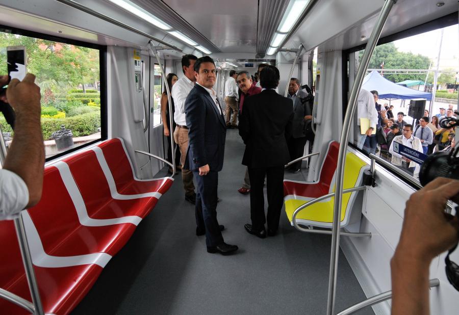 Línea 3 del Tren Ligero, eje rector de la transformación de Jalisco: Aristóteles