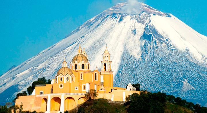 Puebla de los Ángeles, destino celestial