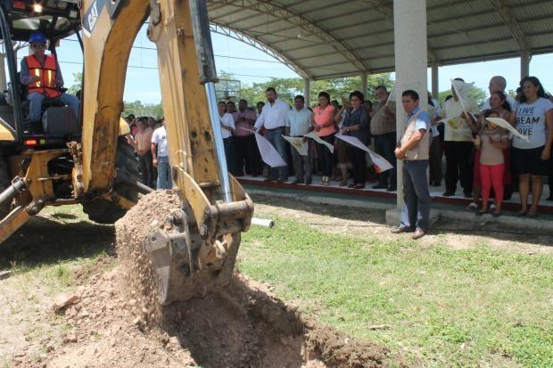 Recibe Jonuta inversión de 12 mdp para construcción de pozo profundo