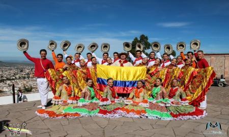 Colombia presente en el Festival CIOFF México 2016