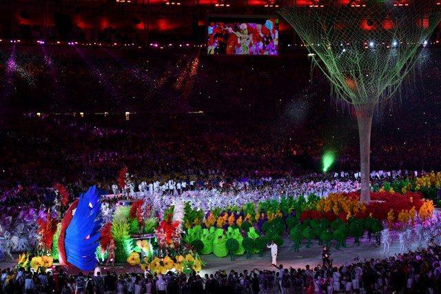Finalizan los Juegos Olímpicos de Río 2016