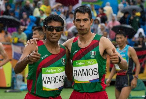 Cierran Vargas y Ramos participación de México en Río 2016