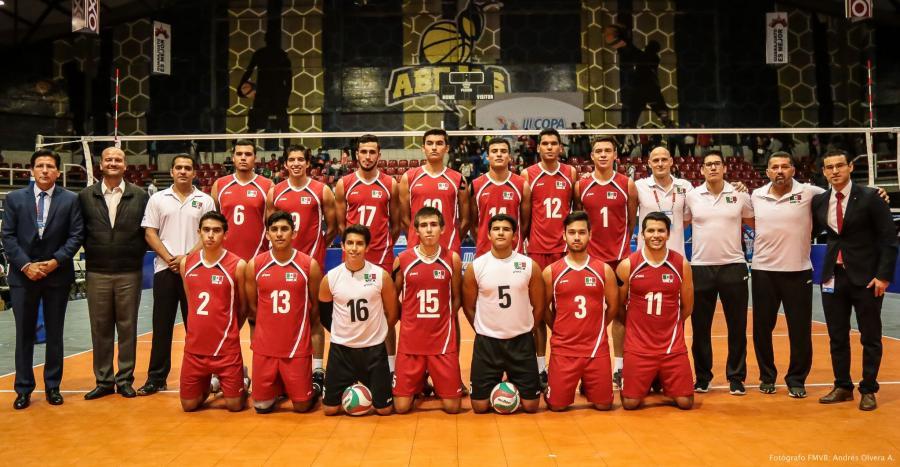 Voleibol sala inicia con victoria el Panamericano Sub 23