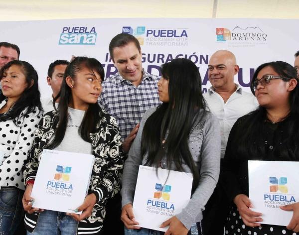 En Puebla se buscan soluciones para el éxito: Moreno Valle