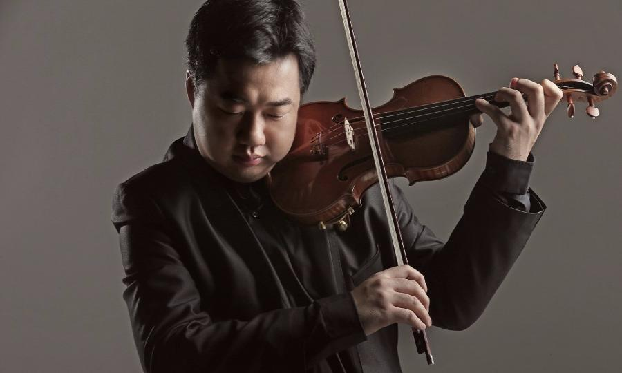 El violinista chino Ning Feng será solista invitado en el Programa 15 de la Orquesta Sinfónica Nacional