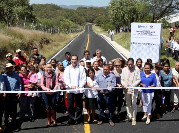 Seguiremos coinvirtiendo con el Gobierno Federal en beneficio de los ciudadanos: Moreno Valle