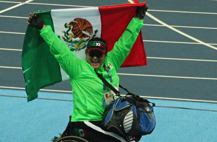 Lanza Ángeles Ortiz primer oro para México en Juegos Paralímpicos Río 2016