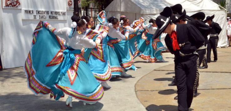 El encuentro de Danza regional llega a la Pro Hogar