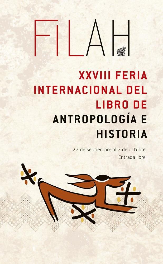 La Feria Internacional del Libro de Antropología e Historia ofrecerá más de 13 mil títulos