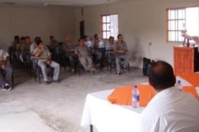 Capacitan sobre mediación a los internos de CEDES de Tamaulipas