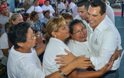 CAMPECHE CON PANORAMA DE MAYOR CERTEZA: GOBERNADOR AMC