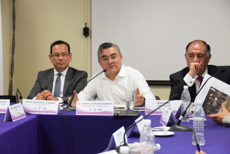 En la instalación de la Asamblea Constituyente de la CDMX se  convoca  a participar en el Observatorio Ciudadano