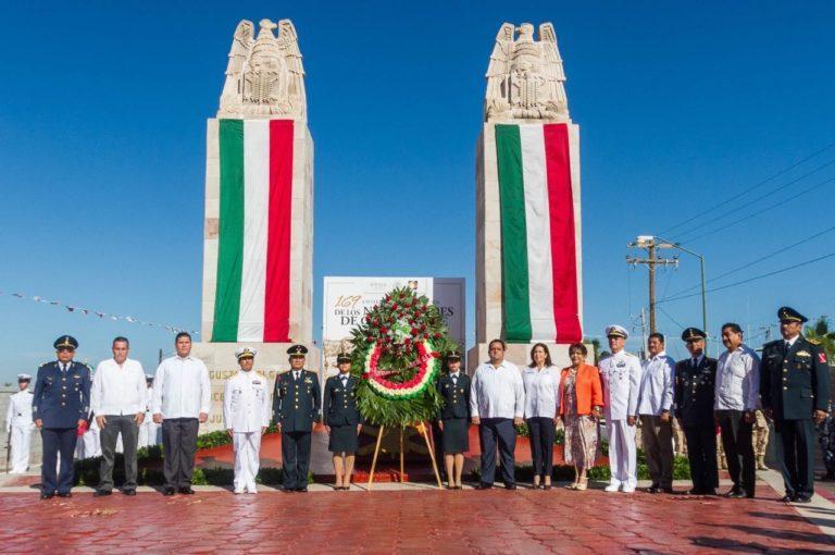 La juventud forja y construye la gloria de BCS y de México: Abraham Almendáriz