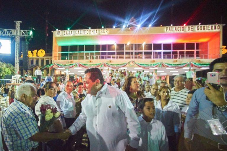 Vigente en BCS el legado de los procederes que dieron paso a la independencia de México: Serrano