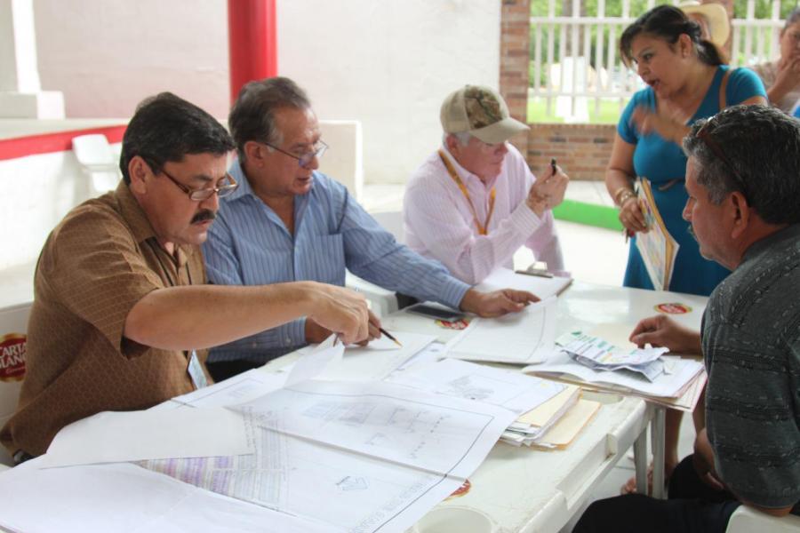 Promueven soluciones de vivienda en Anáhuac