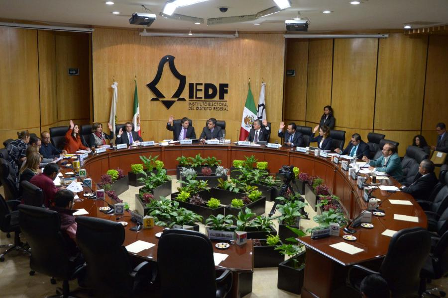 Modifica IEDF estructura orgánico funcional, relativa a la Unidad Técnica de Fiscalización