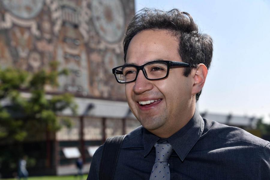 GANA UNIVERSITARIO UNA DE LAS BECAS CHEVENING DE ARQUITECTURA, EN ESCOCIA