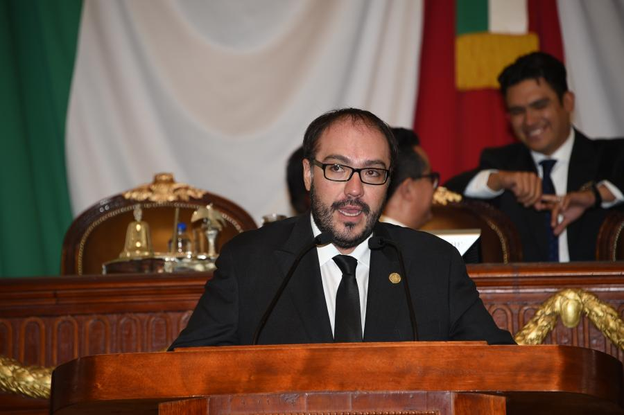 Propone ALDF por equidad de género elección voluntaria del orden del apellido