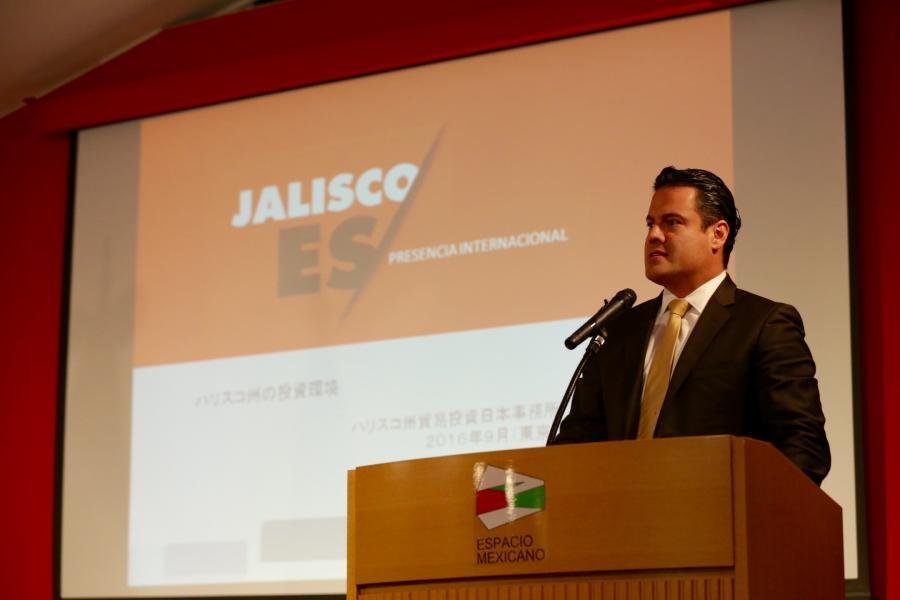 Reconocen capitales nipones potencial de Jalisco como polo de inversión