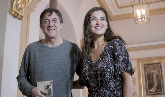 """Sílvia Pérez Cruz y Javier Colina Trío le cantan al desamor en el Teatro de la Ciudad """"Esperanza Iris"""""""