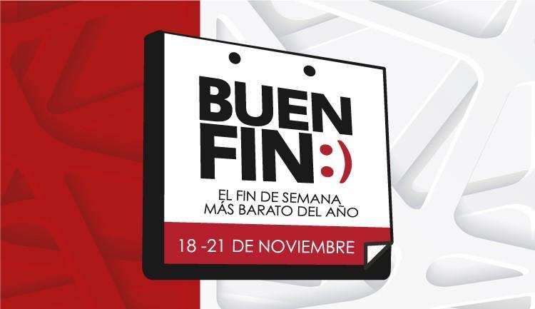 El Buen Fin se llevará a cabo del 18 al 21 de noviembre